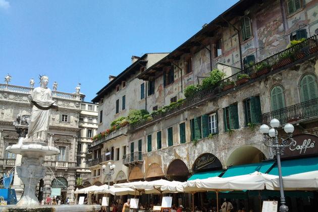 Экскурсия в Милане: Однодневный тур в Верону и Сирмионе из Милана