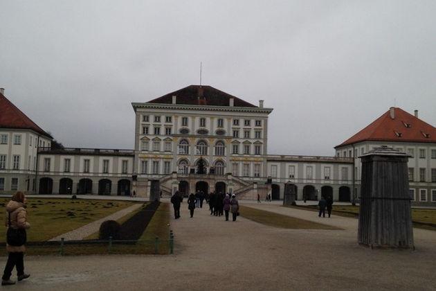 Экскурсия в Мюнхене: Обзорная эскурсия по Мюнхену. В группе