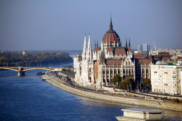 Экскурсия в Будапеште: Автобусная обзорная экскурсия по Будапешту