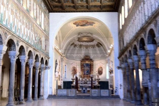 Экскурсия в Болонье: Равенна. Блеск мозайки глазами Данте.