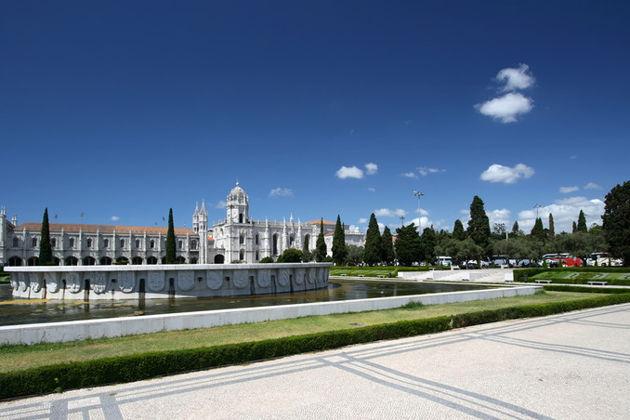Экскурсия в Лиссабоне: Среда, Суббота: Пешеходная прогулка по историческому району Белень