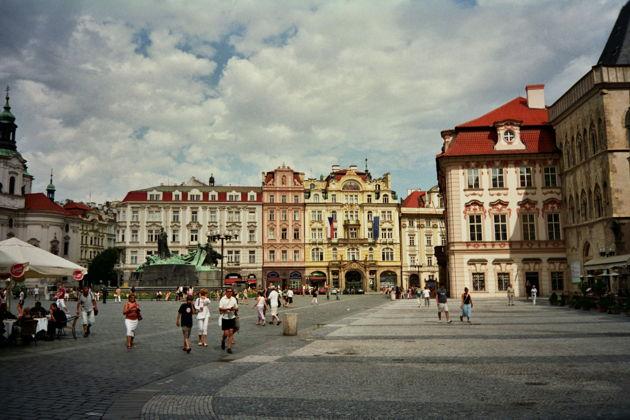 Экскурсия : Автобусно-пешеходная экскурсия: Новый и Старый город, Еврейский квартал