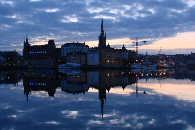 Экскурсия в Стокгольме: Средневековые истории Стокгольма